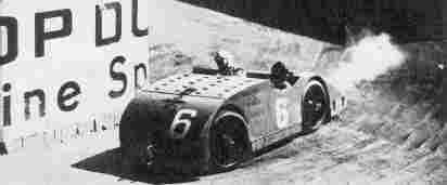 В гонках на GP de I'ACF 1923 года стартовал обтекаемый Bugatti 32, прозванный за характерный вид