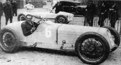 Робер Бенуа на Delage 155 выиграл все европейские этапы чемпионата мира 1927 года